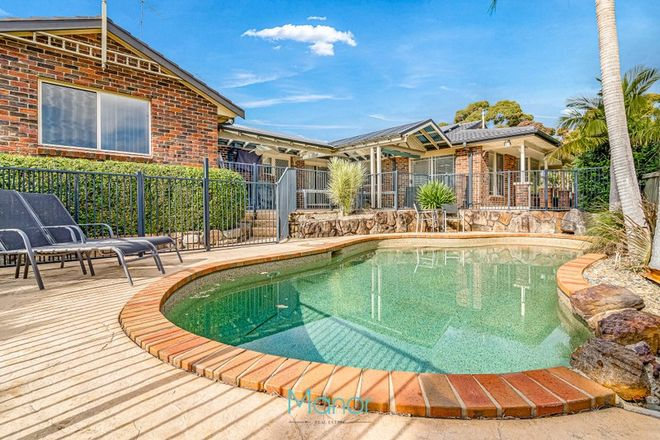 Picture of 13 Kimberley Court, BELLA VISTA NSW 2153