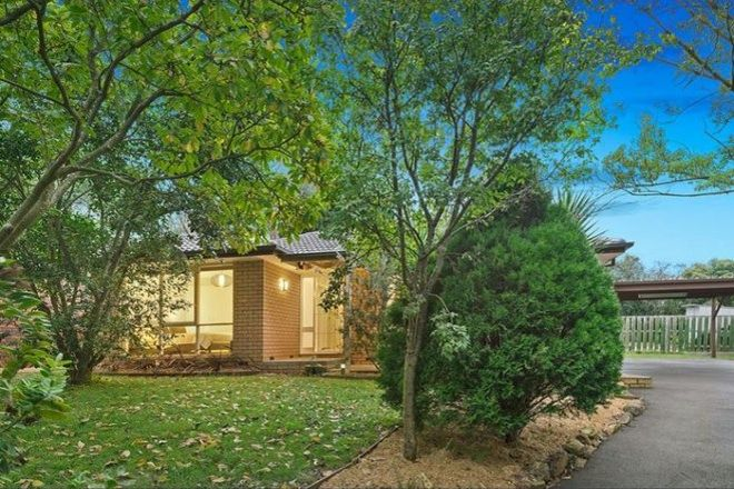 Picture of 32 Churchill Drive, MOOROOLBARK VIC 3138