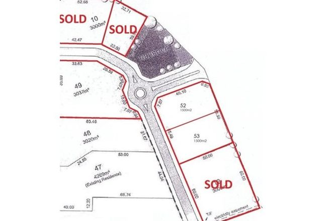 Picture of Lots 52 &53 Lakes Park Drive, OB FLAT SA 5291