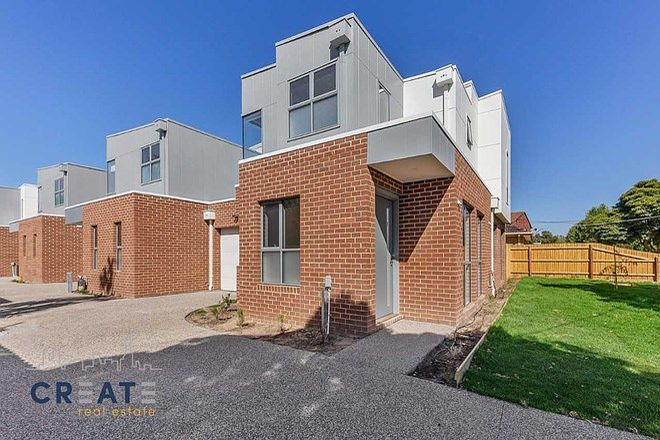 Picture of 3/5 Drummartin Street, ALBION VIC 3020