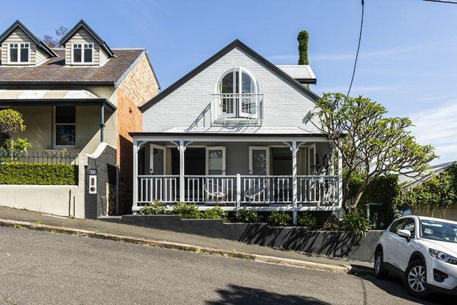 Picture of 12 Bridge Street, BALMAIN NSW 2041