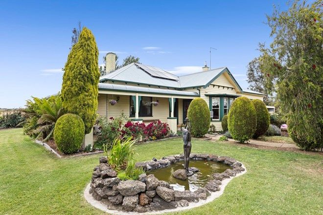 Picture of 305 Coragulac-Beeac Road, WARRION VIC 3249