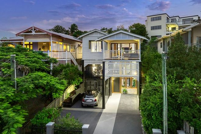 Picture of 62 Prince Street, PADDINGTON QLD 4064