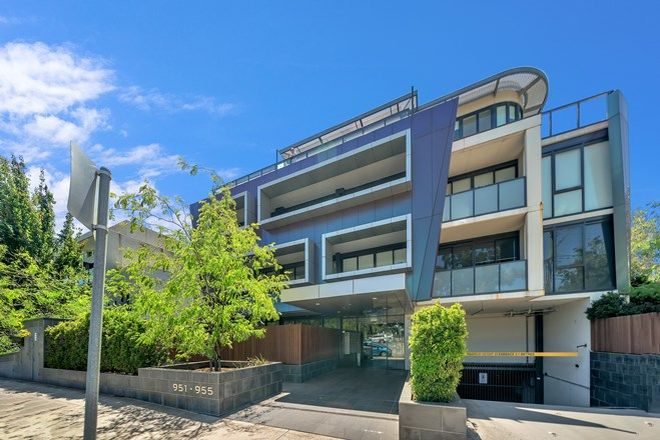 Picture of 308/951-955 Dandenong Road, MALVERN EAST VIC 3145