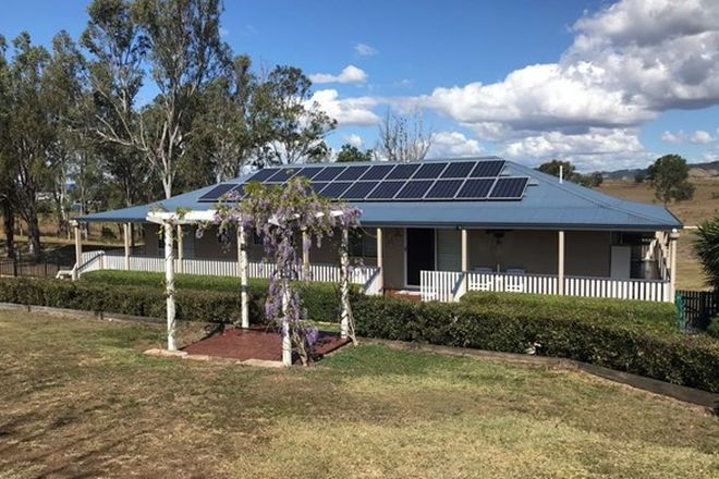 Picture of 10 Blanckensee Road, LANGSHAW QLD 4570
