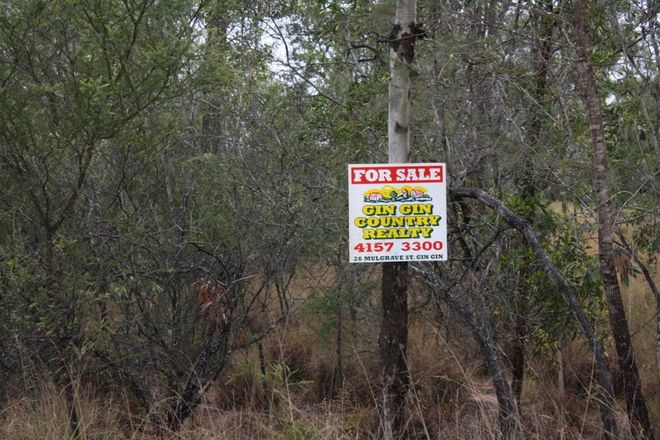 Picture of L 16 Ironbark rd, DURONG QLD 4610