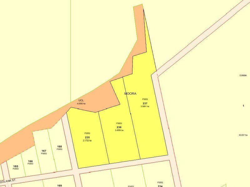 235 236 237 Woolawa Street, Moora WA 6510, Image 1