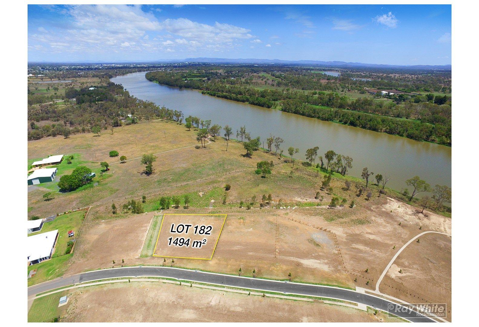 Lot 182 Riverside Drive, Parkhurst QLD 4702, Image 0