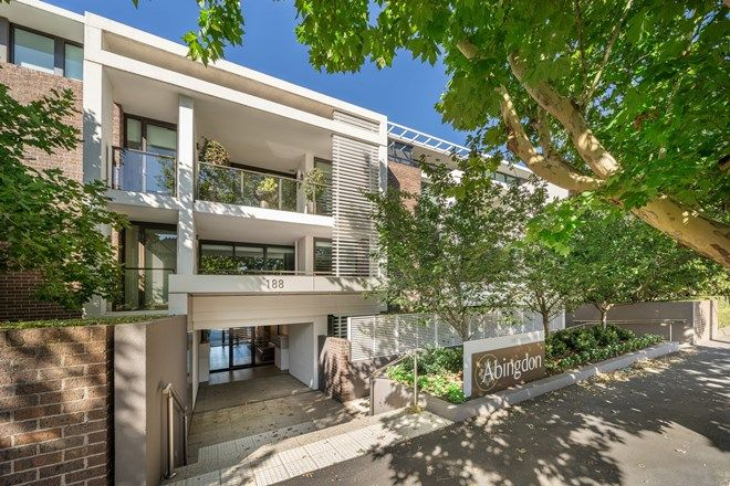 Picture of 107/188 Canterbury Road, CANTERBURY VIC 3126