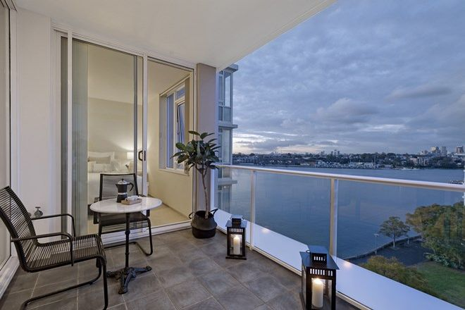Picture of 704/32 Refinery Drive, PYRMONT NSW 2009