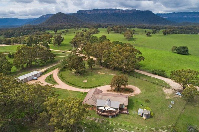 Picture of 544 Peach Tree Road, MEGALONG NSW 2785