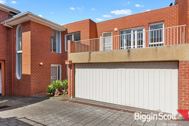 Picture of 6/1-3 Albion Rd, BOX HILL VIC 3128