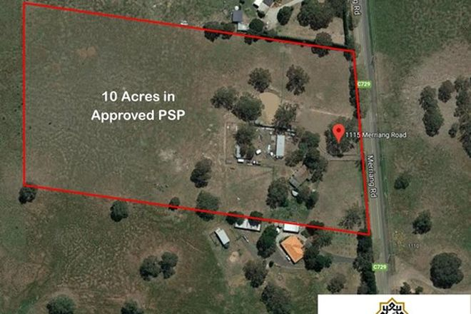 Picture of 1115 Merriang Road, WOODSTOCK VIC 3751