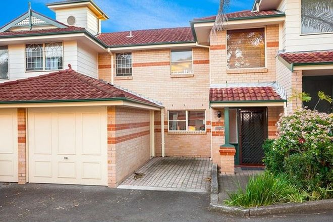Picture of 8/1 Bennett Avenue, STRATHFIELD SOUTH NSW 2136