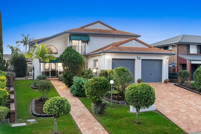 Picture of 10 Dors Court, STAFFORD HEIGHTS QLD 4053