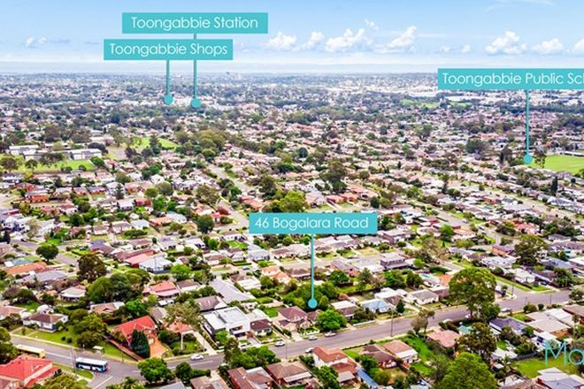 Picture of 46 Bogalara Road, OLD TOONGABBIE NSW 2146