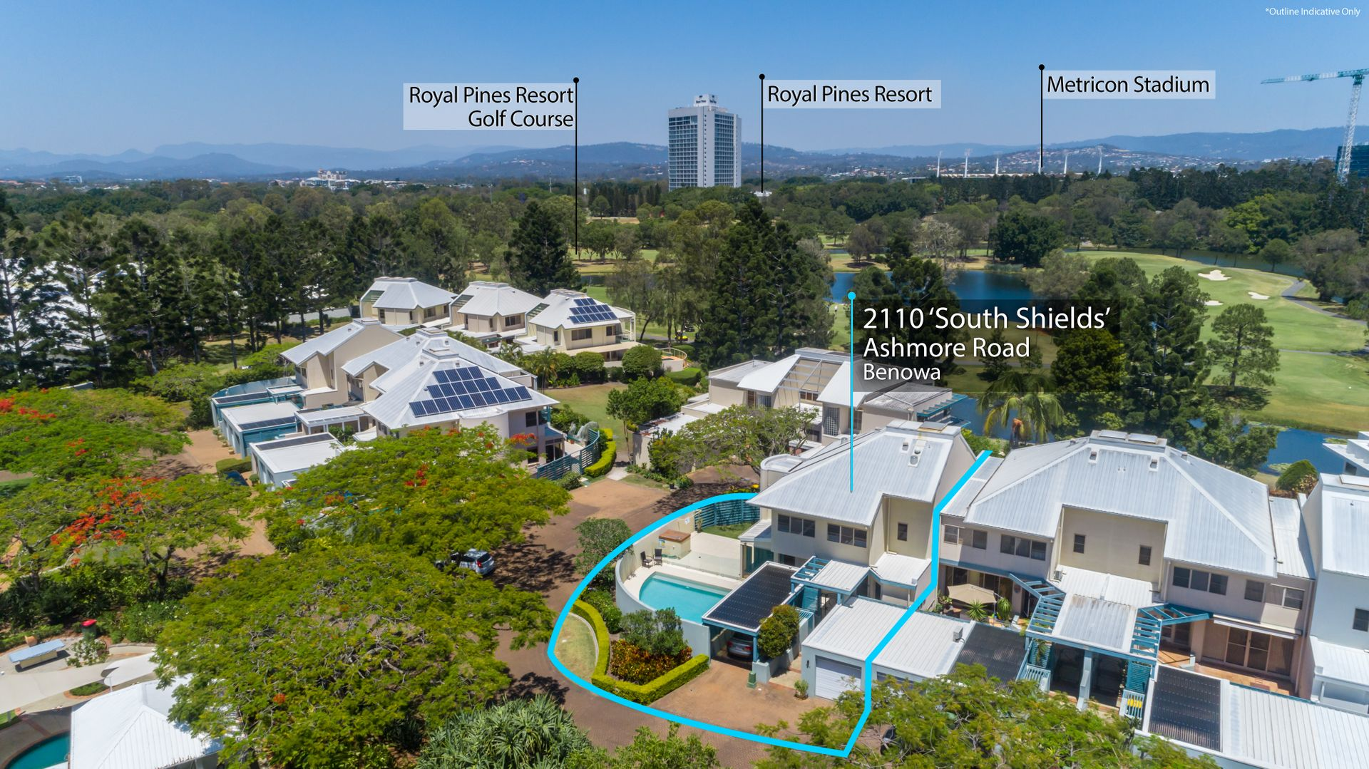 2110 'South Shields' Royal Pines Resort, Benowa QLD 4217, Image 0