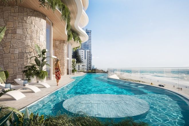 Picture of 43 GARFIELD TERRACE, SURFERS PARADISE, QLD 4217