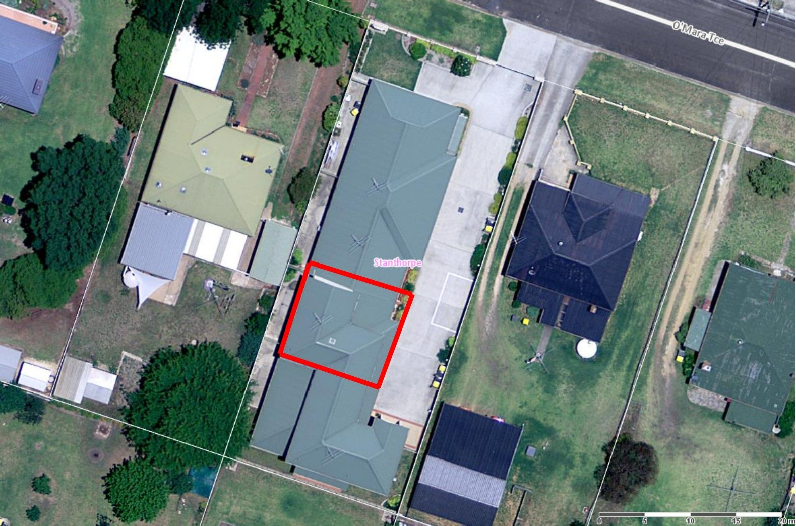 3/11 O'Mara Terrace, Stanthorpe QLD 4380, Image 1