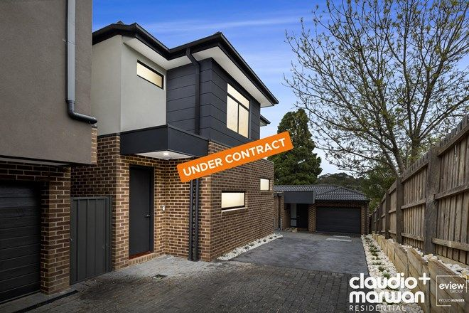 Picture of 2/50 Xavier Street, OAK PARK VIC 3046