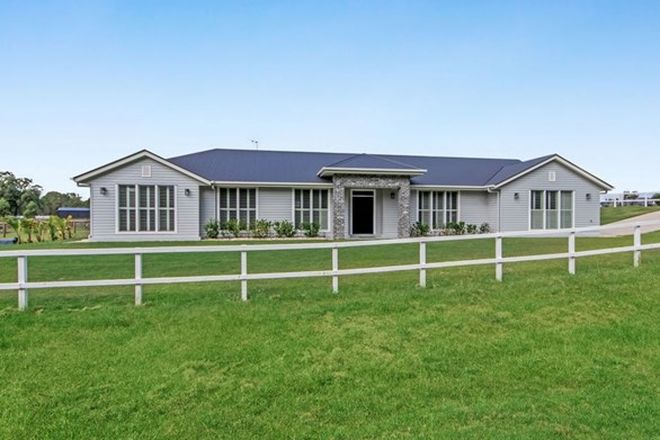 Picture of 1 Crystal Brook Road, NEW BEITH QLD 4124