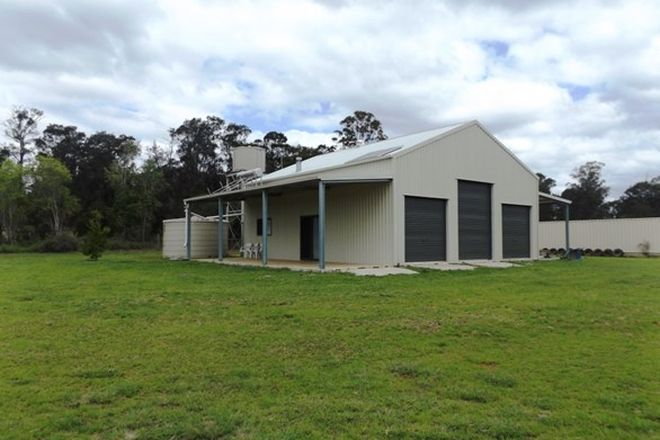 Picture of 417 Cants Road, KINGAROY QLD 4610
