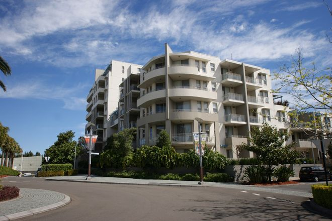 Picture of 306/1 The Piazza, WENTWORTH POINT NSW 2127