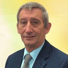 Barry Nicholson, Sales representative