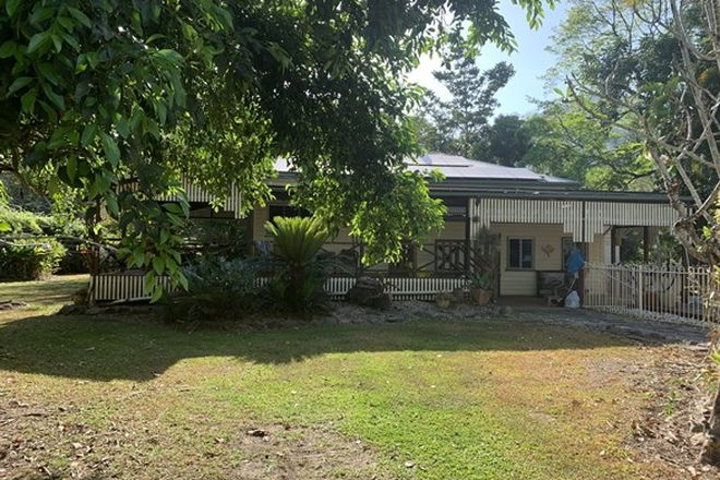 Picture of 3 GILLIES RANGE ROAD, GORDONVALE QLD 4865