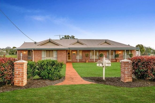 Picture of 4 Janet Drive, VALE VIEW QLD 4352