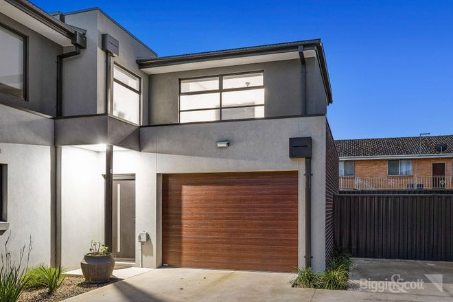 Picture of 4/4 Truman Street, SOUTH KINGSVILLE VIC 3015