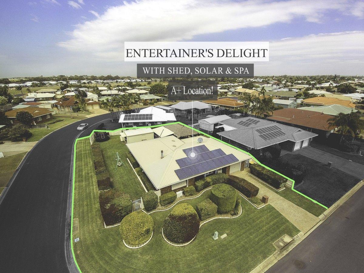 1 Markham Court, Kepnock QLD 4670, Image 0