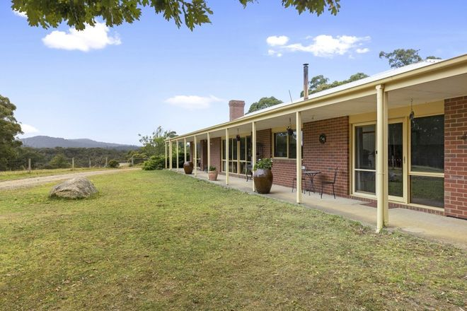 Picture of 440 Jameson Road, HODDLES CREEK VIC 3139