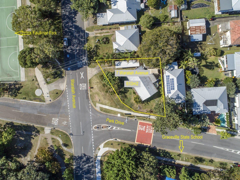7 Waratah Avenue, Graceville QLD 4075, Image 0