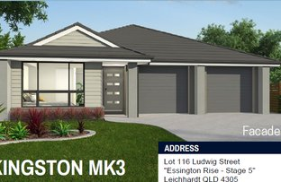 Picture of Lot 116 Ludwig Street, Leichhardt QLD 4305