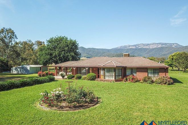 Picture of 5854 Great Alpine Road, EUROBIN VIC 3739