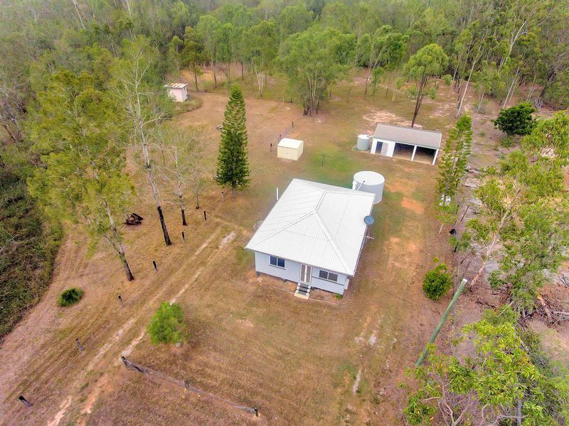 168 MOUNT STOWE ROAD, West Stowe QLD 4680, Image 1