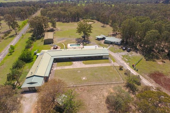 Picture of 730 Cut Hill Road, COBBITTY NSW 2570