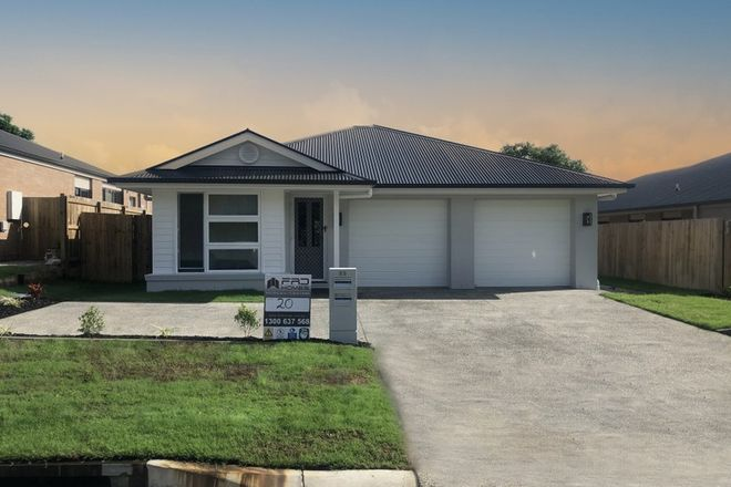 Picture of 2/23 Carrick Place, GREENBANK QLD 4124