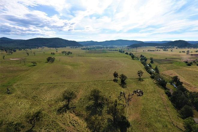 "Picture of 450 Yarraman Rd ""Rockhall"" & ""Gilliburn"", WYBONG NSW 2333"