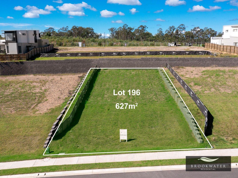 Lot 196/Dress Circle, Champions Crescent,, Brookwater QLD 4300, Image 0