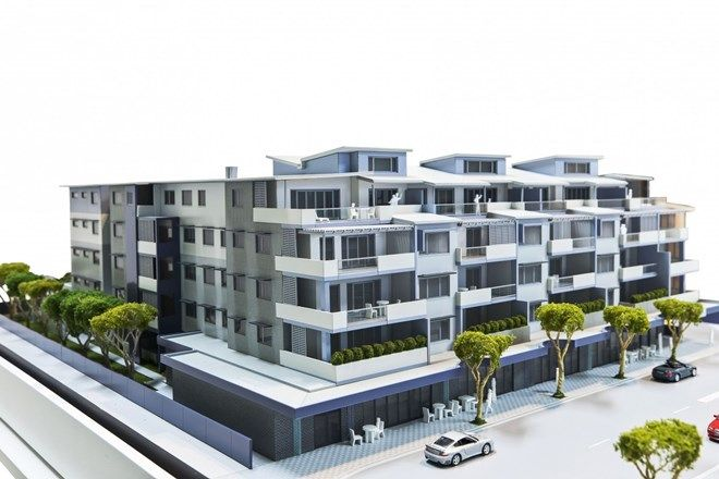 Picture of 203/237-245 Ocean View Road, ETTALONG BEACH NSW 2257