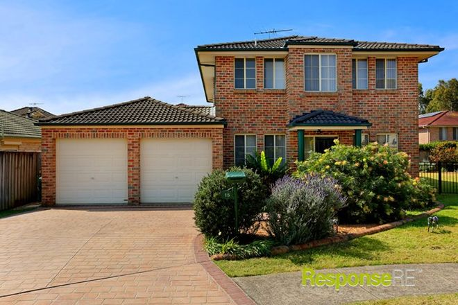 Picture of 15 Silvertop Close, GLENWOOD NSW 2768