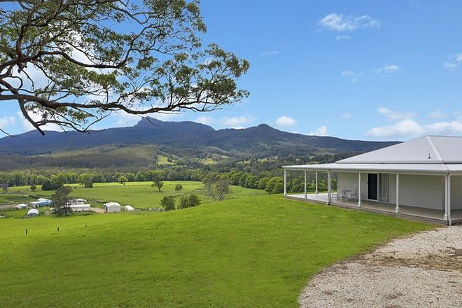 Picture of 492 Brays Creek Road, TYALGUM NSW 2484