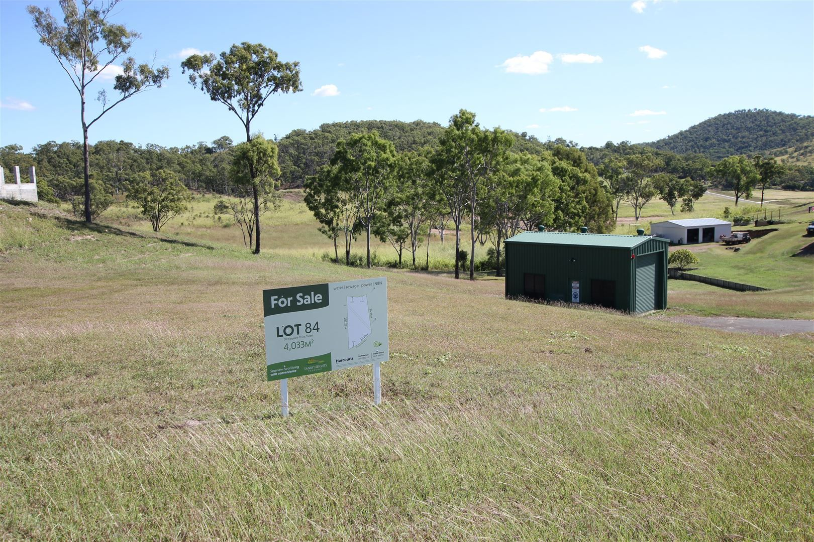 Lot 84 Ridgeline Drive - Tanby Heights Estate, Tanby QLD 4703, Image 0