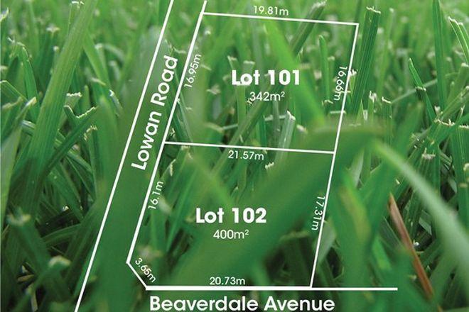Picture of Lot 101 & Lot 102/6 Beaverdale Avenue, WINDSOR GARDENS SA 5087