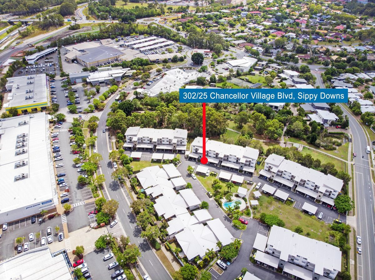 302/25 Chancellor Village Boulevard, Sippy Downs QLD 4556, Image 0