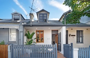 Picture of 50 Junior Street, Leichhardt NSW 2040