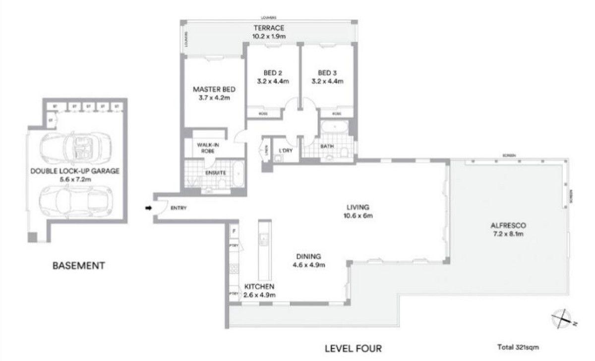 2026/1 Ocean Street, Burleigh Heads QLD 4220, Image 6