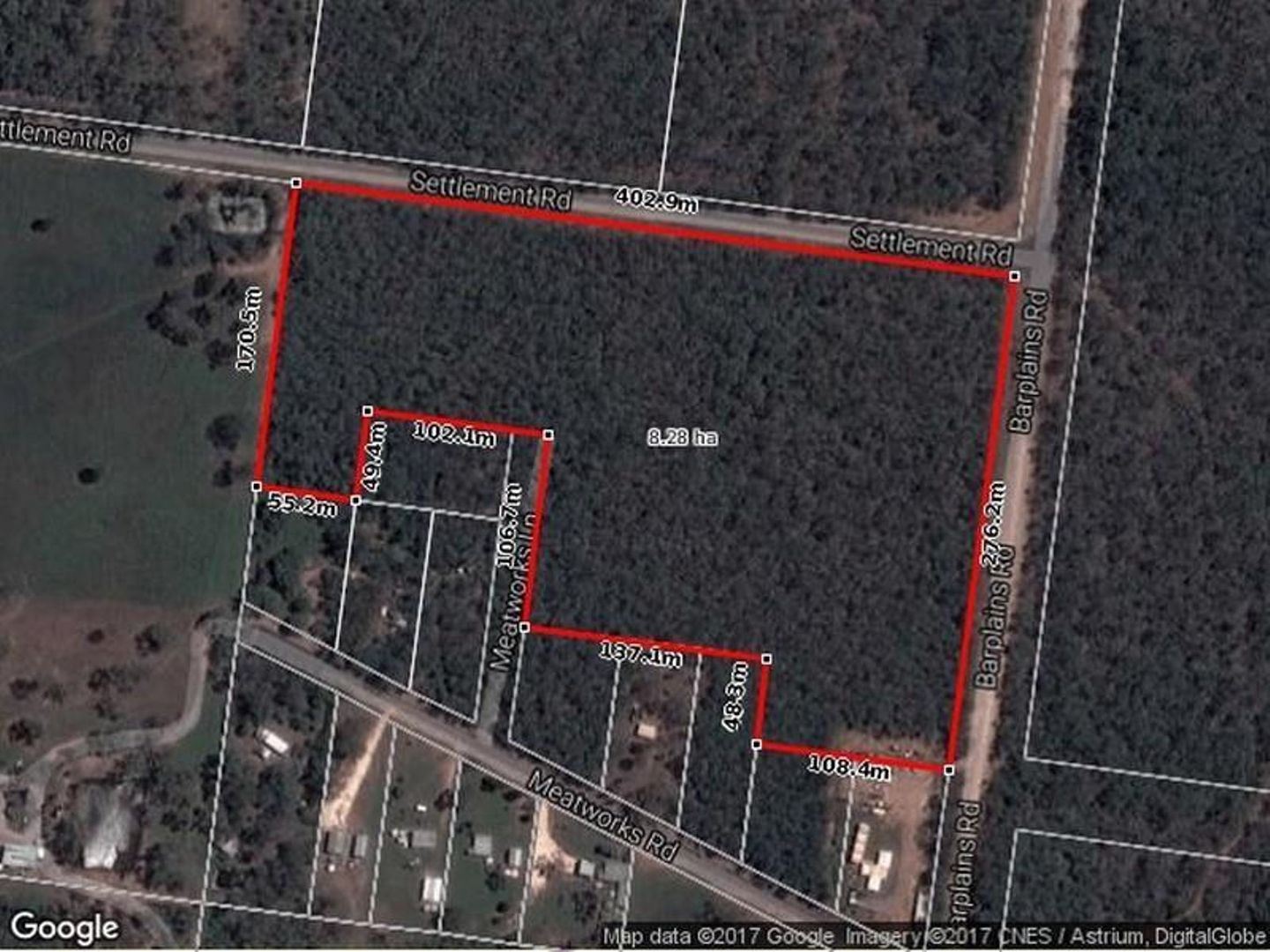 Lot 17 Settlement Road, St Lawrence QLD 4707, Image 0